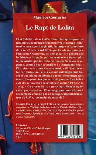 4eme Le Rapt de Lolita