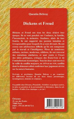 4eme Dickens et Freud