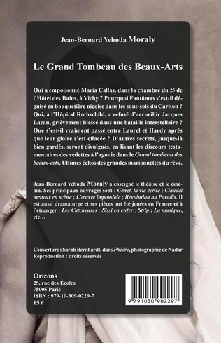 4eme Le Grand Tombeau des Beaux-Arts