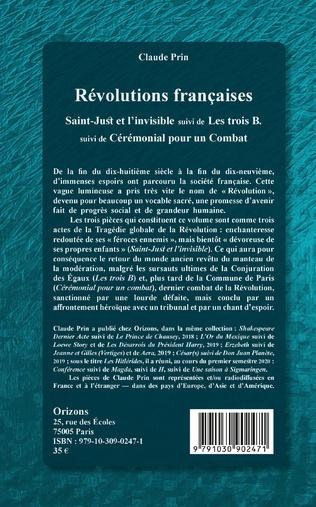 4eme Révolutions françaises