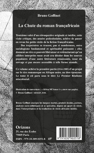 4eme La Chute du roman françafricain