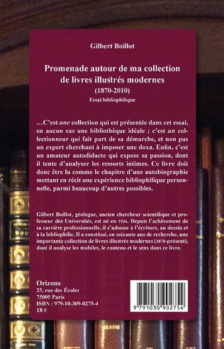 4eme Promenade autour de ma collection de livres illustrés modernes (1870-2010)