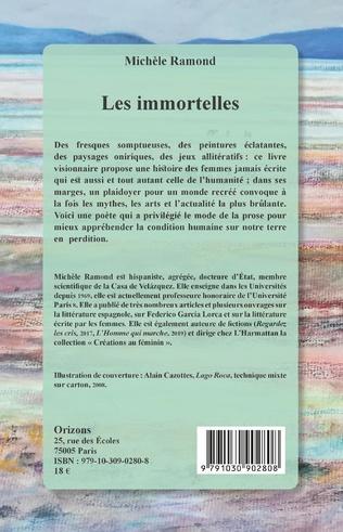4eme Les immortelles