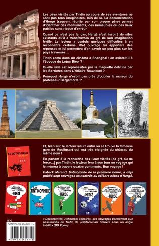 4eme Architecture, habitations et monuments dans l'oeuvre d'Hergé