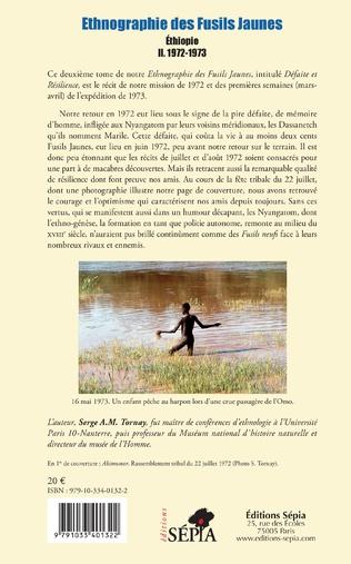 4eme Ethnographie des Fusils Jaunes tome 2