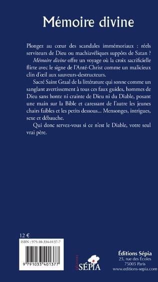 4eme Mémoire divine