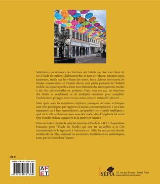 4eme Architecture et Textile : aménager l'espace