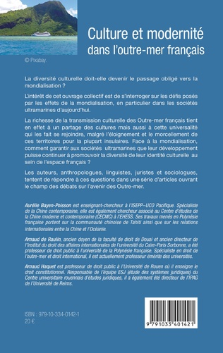 4eme Culture et modernité dans l'outre-mer français