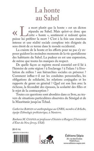 4eme La honte au Sahel