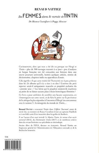 4eme Les femmes dans le monde de Tintin
