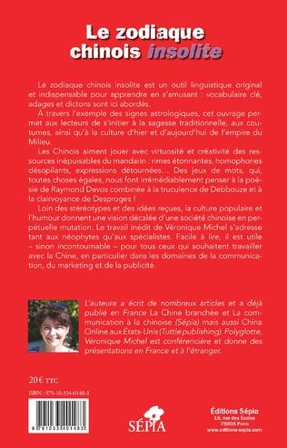 4eme Le zodiaque chinois insolite