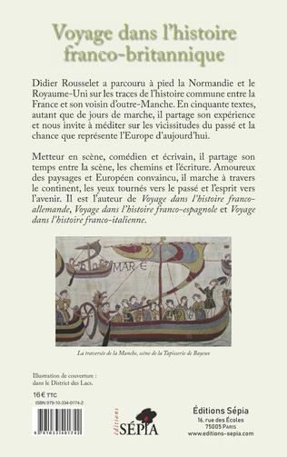 4eme Voyage dans l'histoire franco-britannique