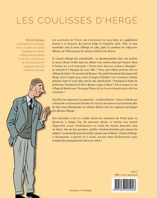 4eme Les coulisses d'Hergé