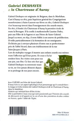 4eme Gabriel Deshayes et la Chartreuse d'Auray