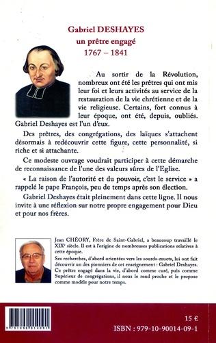 4eme Gabriel Deshayes un prêtre engagé