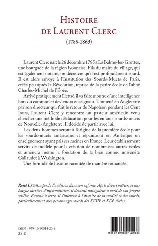 4eme Histoire de Laurent Clerc
