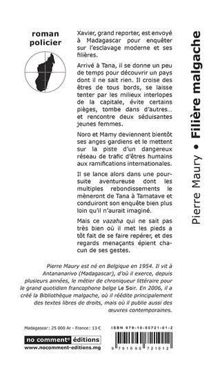 4eme Filière malgache