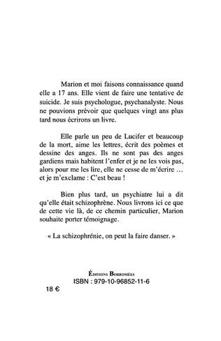4eme MADAME, LETTRES D'UNE SCHIZOPHRÈNE À SA PSY