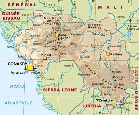 Site rencontre guinee conakry